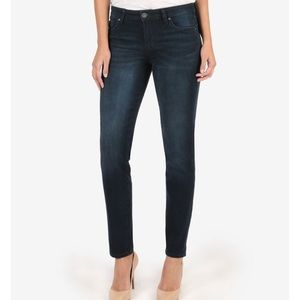 Kut from Kloth Diana relaxed fit skinny jeans 12